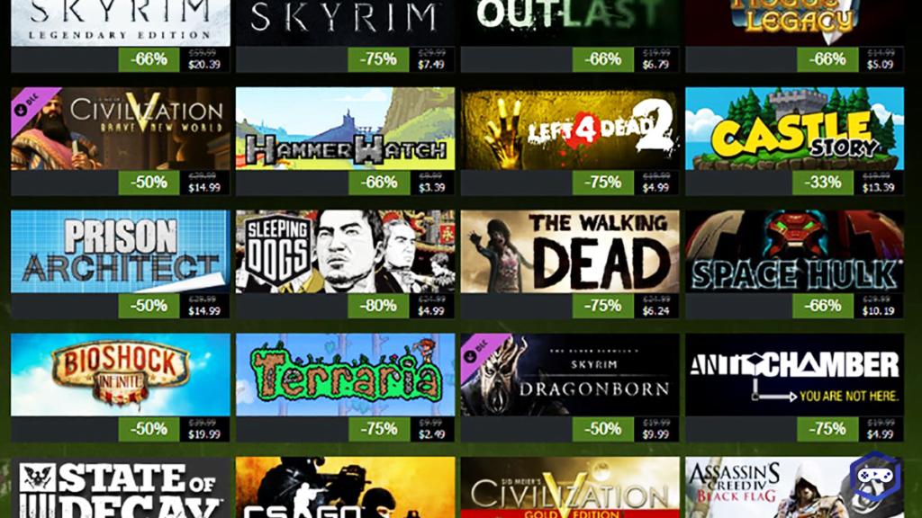 Steam yaz indirimleri 2020 hangi oyunlar indirime girecek