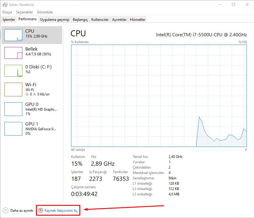 CS:GO Ping Düşürme Kaynak İzleyicisi