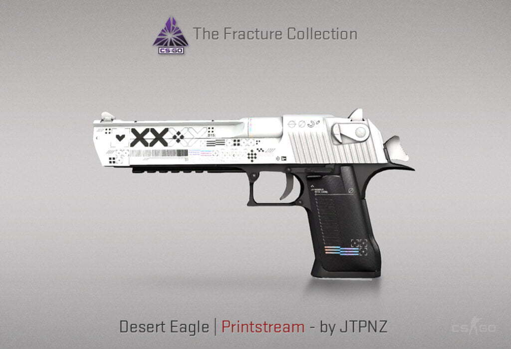 Desert Eagle | Printstream (Covert)