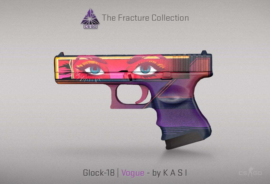 Glock-18 | Vogue (Classified)
