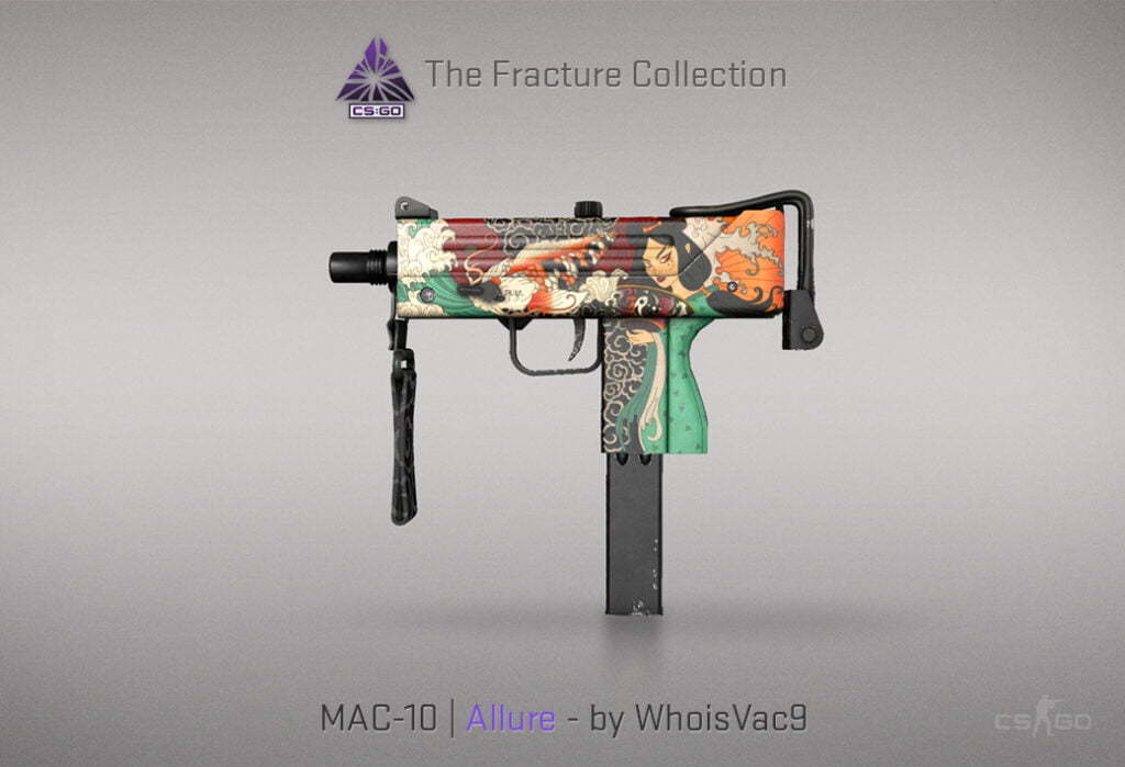 MAC-10 | Allure (Restricted)
