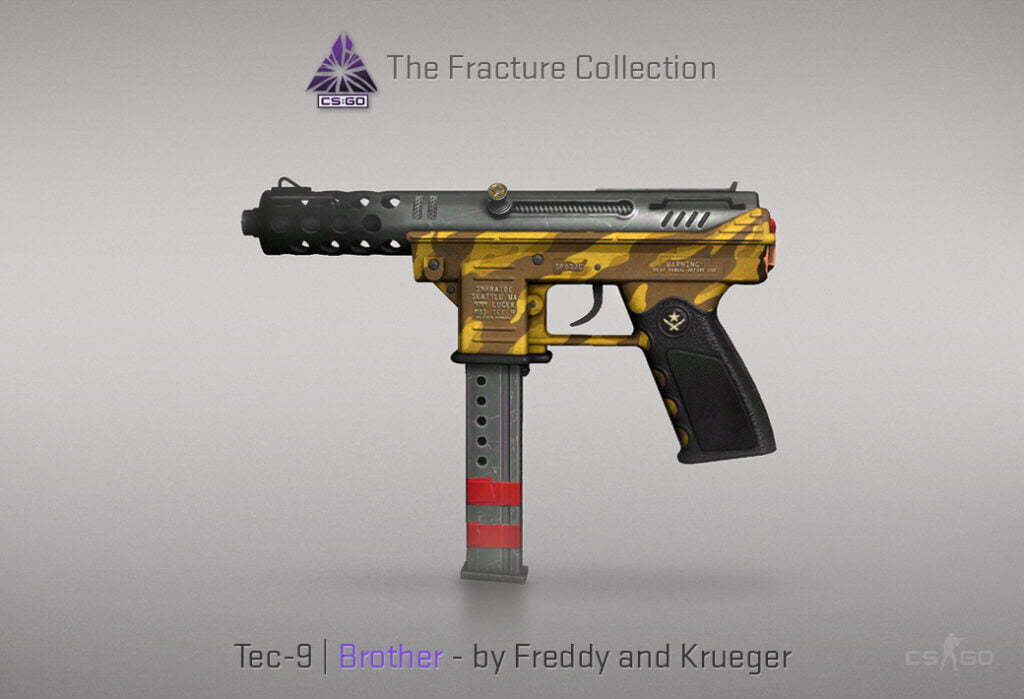 Tec-9 | Brother (Restricted)
